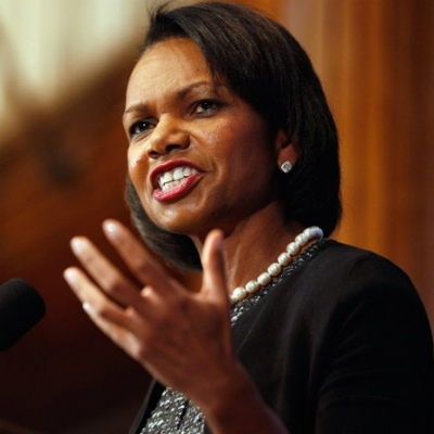 Cựu Ngoại Trưởng Mỹ Condoleezza Rice