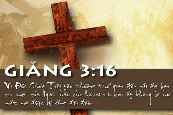 Giăng 3:16