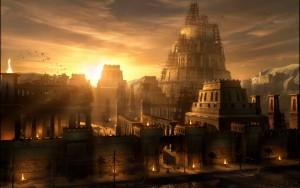 Khởi Đầu Của Tôn Giáo Ba-by-lôn